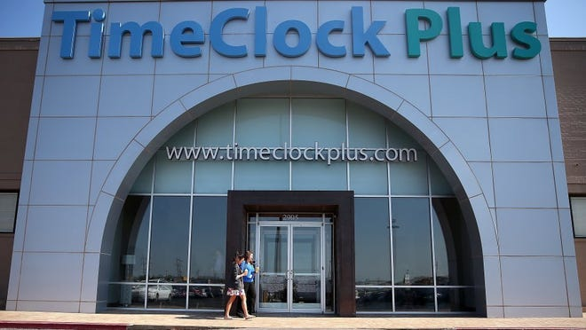 Adam Sauceda/Standard-Times The new TimeClock Plus location is at 2905 Southwest Blvd.