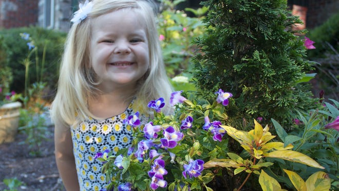 Many gardeners, both young and old, are attracted to blue and purple flowers.