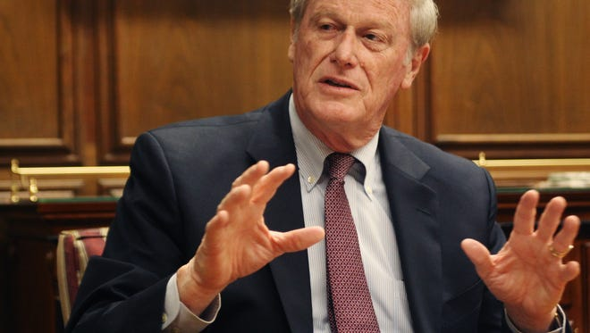 Florida State University President John Thrasher said he is concerned by executive order signed by President Trump.