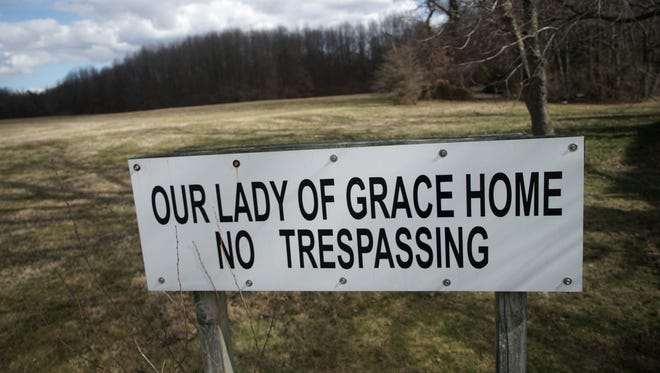 The land of where the former Our Lady of Grace Home for orphans was located on East Chestnut Hill Road is being looked at for purchase by New Castle County.