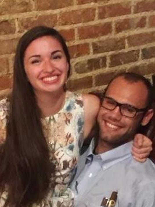 Engagements: Melissa Stoever & Ernest Roy