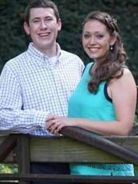 Engagements: Tia Rosenbalm & Brian Jones
