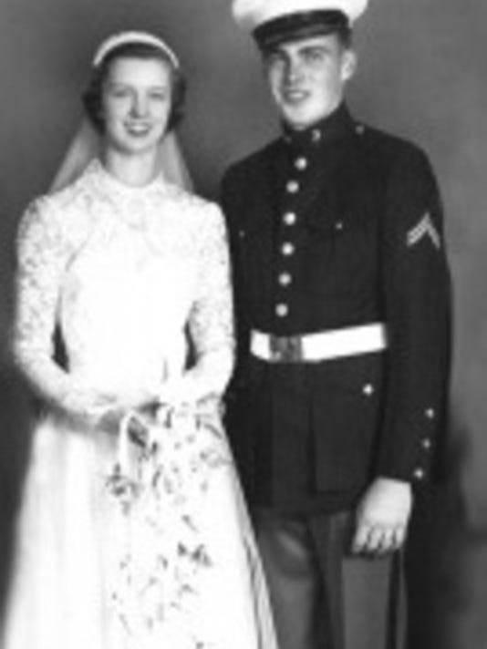 "Anniversaries: Alice A. Ronan & Raymond ""Rick"" Ronan"