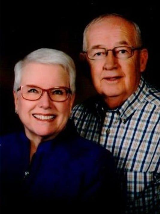 Anniversaries: Steven Baker & Carol Baker