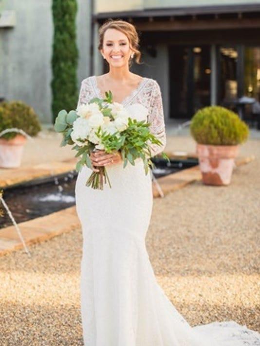 Weddings: Caroline Tate Newkirk & Matthew David McMinn