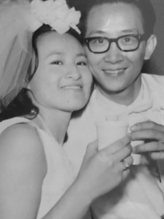 Anniversaries: Cheu Sun Ung & Bery (Shio) Ung