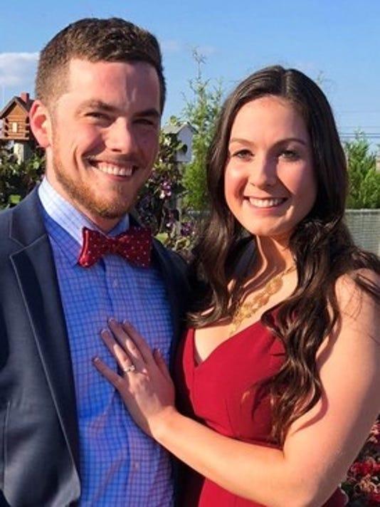 Engagements: Linda Elizabeth Brostowski & Brandon Andrew Leach