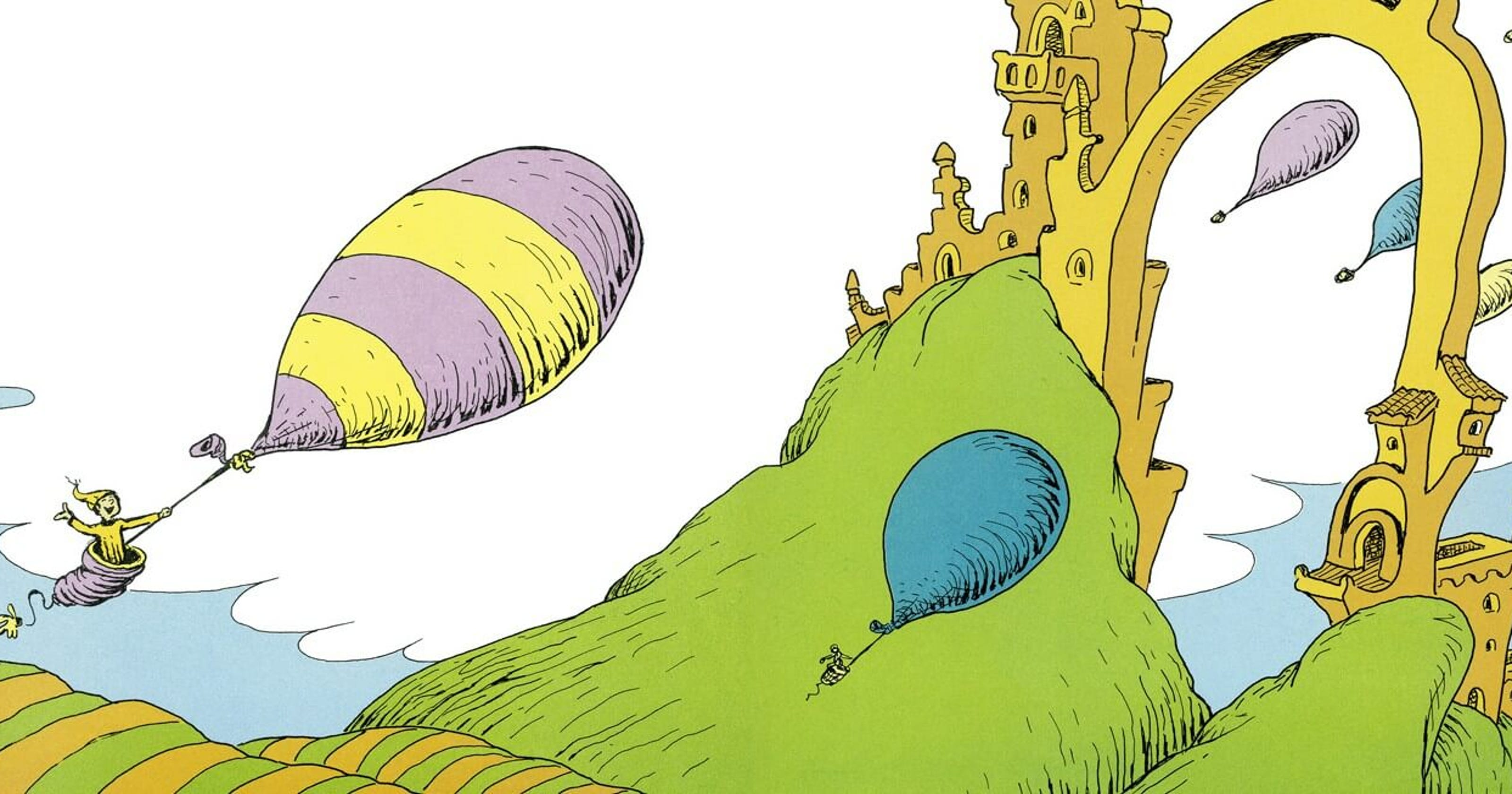 Dr Seuss Day Aka Read Across America Day Delivers 13 Life Lessons