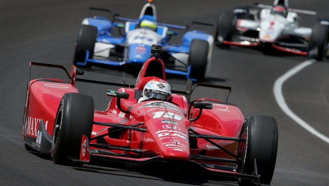 IndyCar determined Honda like the two shown here raced at an aerodynamic disadvantage at many tracks in the 2015 season. Thus, changes are coming.