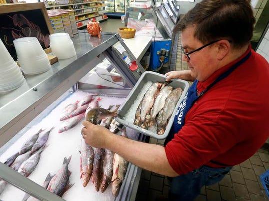Passover Whitefish Shortage