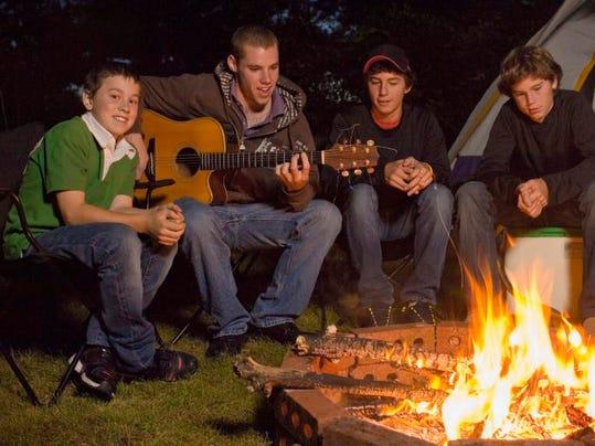 vtd0421 Campfire