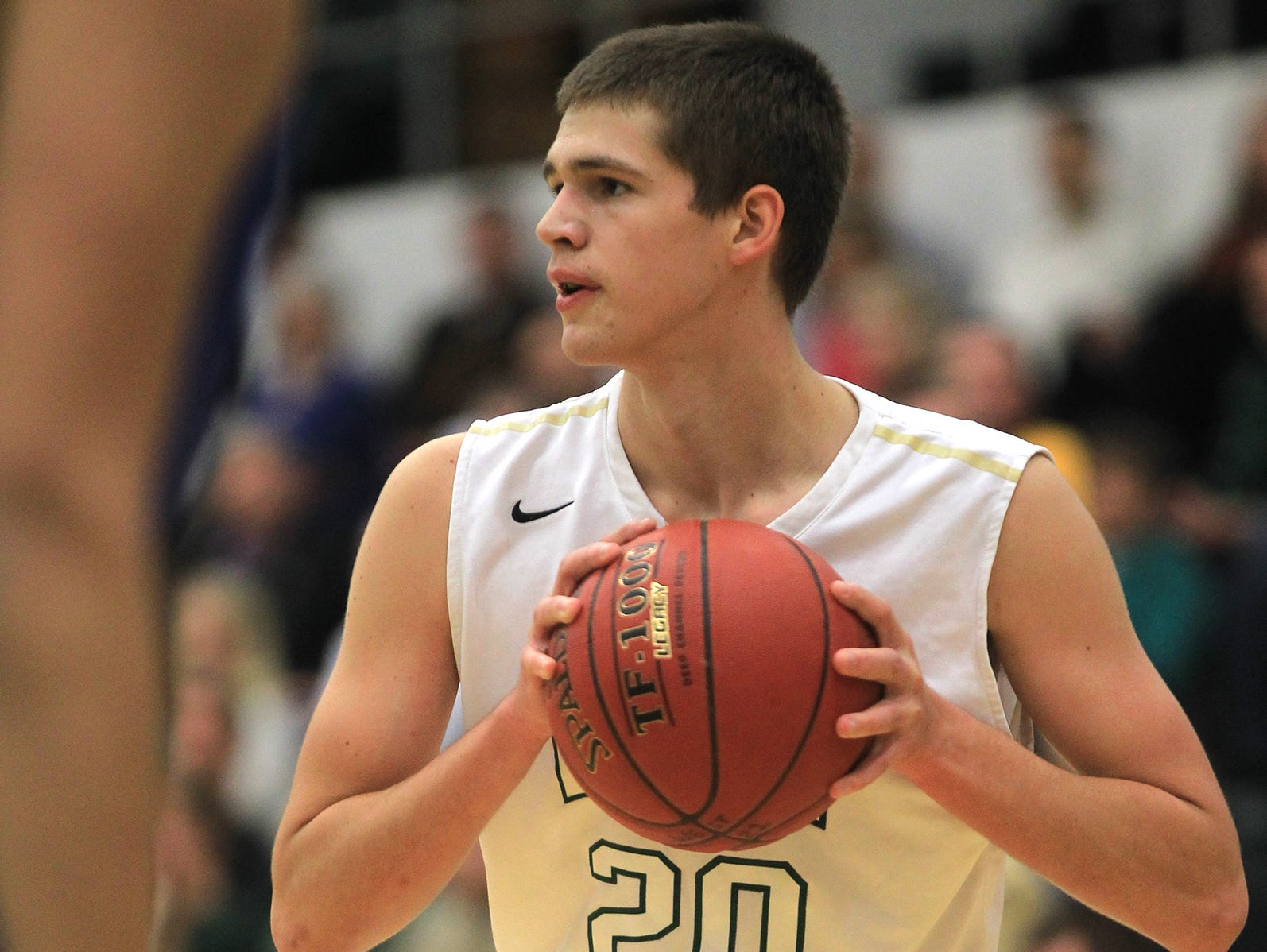 Northern Iowa is getting another Lohaus. Iowa City West junior Tanner Lohaus verbally committed to join coach Ben Jacobson's basketball team on Tuesday after a visit to Cedar Falls.