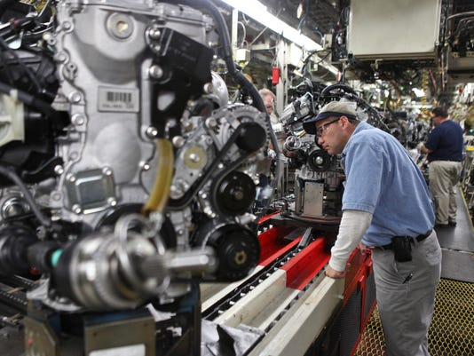 Study Toyota Suppliers Support 30k Jobs In Ky