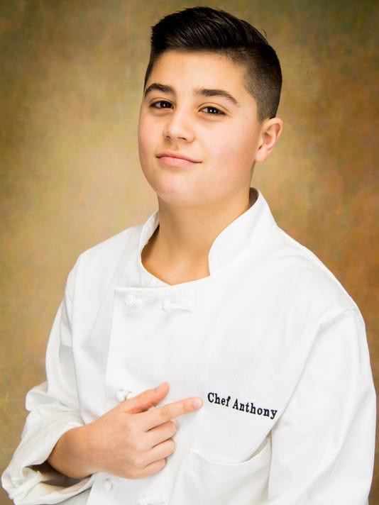 Chef Anthony