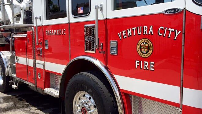 Ventura City Fire Department.