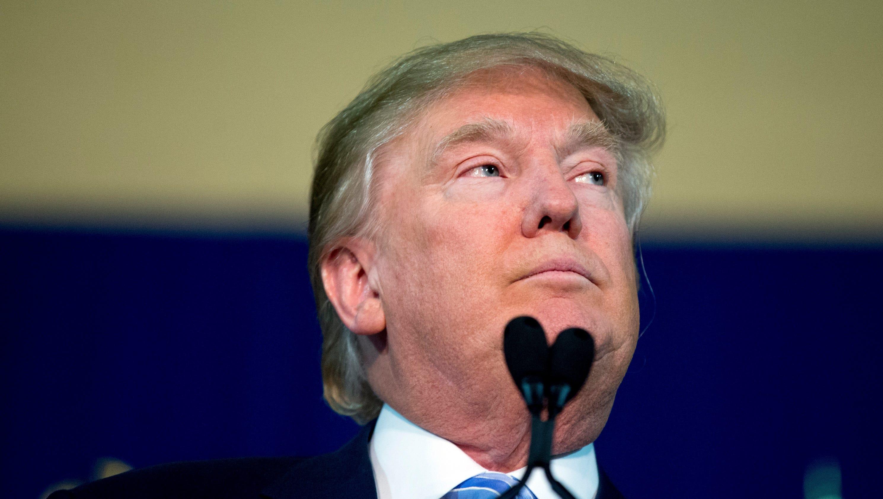 Trump explains eminent domain's links to Keystone Pipeline