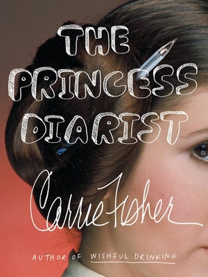 'The Princess Diarist' by Carrie Fisher