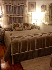 The Bella Roma Room at A Touch of Italy Bed and Breakfast