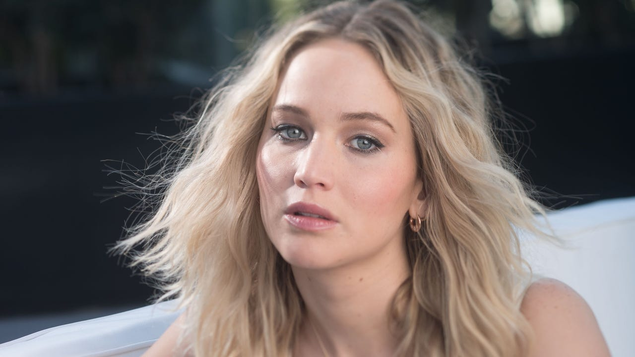 Jennifer Lawrence talks all things 'Red Sparrow'
