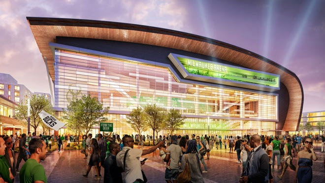 The forthcoming Milwaukee Bucks arena will have more loading docks and better acoustics than the Bradley Center, but will that mean more major concerts in town?