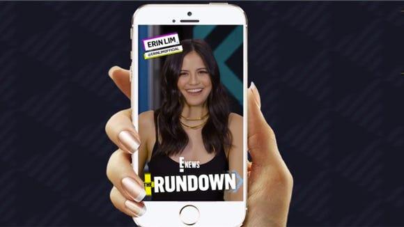 """E News """"Rundown,"""" offers entertainment news highlights"""