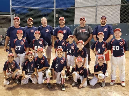 North Newark 8U Nationals