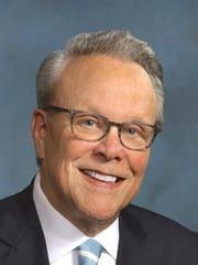 Marco Island city councilor Larry Honig