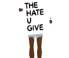 Read 'Hate U Give' before it hits silver