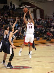 Gabe Ortiz had been Cobre's leading scorer, but he