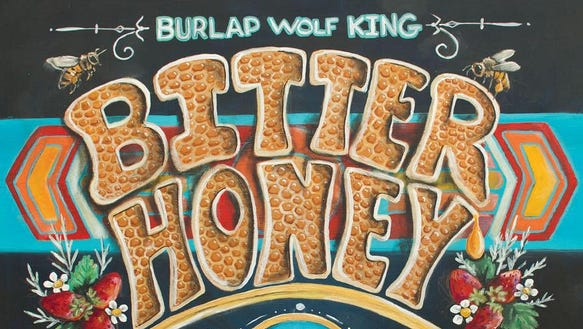 Bitter Honey is out May 19 on Different Folk records