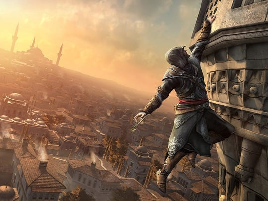 Hang around classic locales once again in Assassin's Creed: The Ezio Collection.