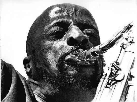 Jazz legend Yusef Lateef's artworks will be on exhibit at Trinosophes. The former Detroiter died in 2013 at age 93.