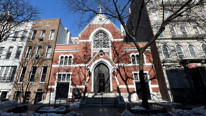 Our Lady of Peace Church, built in 1866, will close
