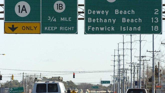 Heavy traffic on Route 1 is becoming a pervasive and persistent problem for the area.