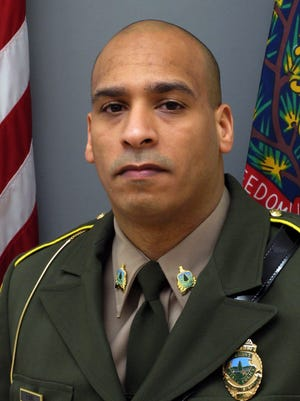 Vermont State Trooper Andrew Todd
