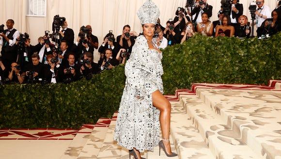 Pope Robyn Rihanna Fenty I.