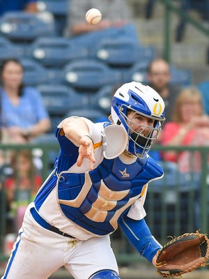 Oxford catcher Thomas Dillard (pictured) and pitcher Jason Barber made the All-USA team.