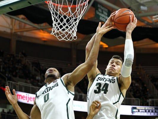 NCAA Basketball: Santa Clara at Michigan State