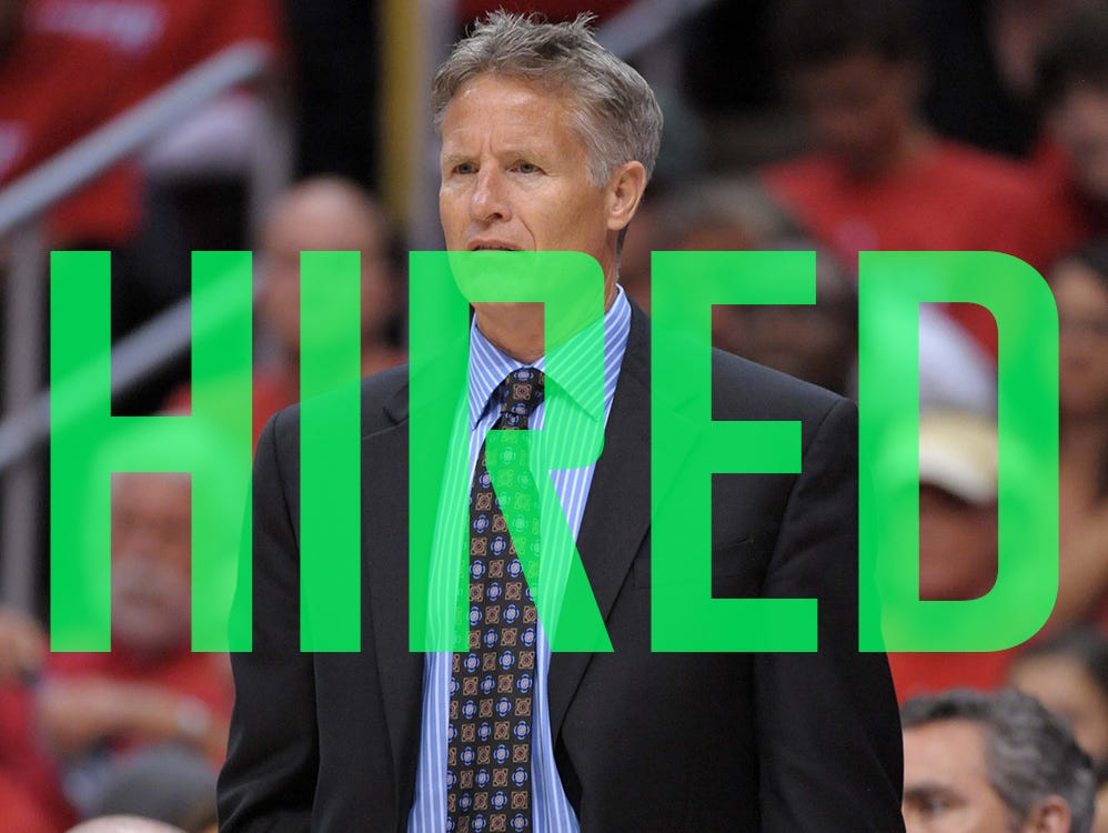 After months of deliberation, the 76ers hired former Spurs assistant Brett Brown for his first head-coaching job.