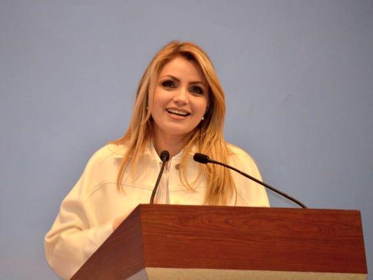 Angélica Rivera.