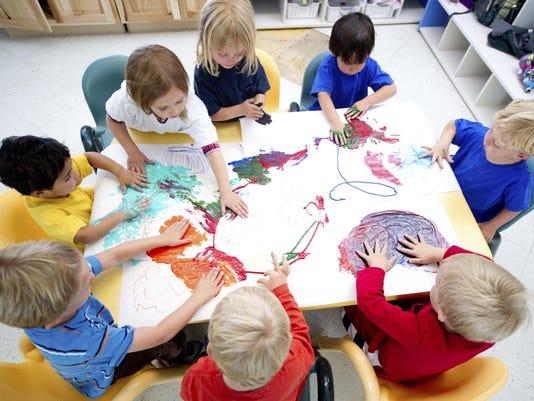 CLR-Presto kindergarten