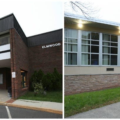 (Left) Elmwood Elementary School, Hempstead Elementary