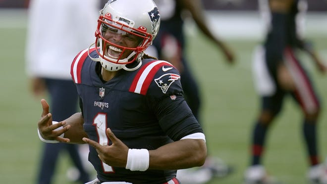 Tonight's game between the New England Patriots and Kansas City Chiefs is still on. The game was postponed from Sunday after Patriots quarterback Cam Newton tested positive for COVID-19.