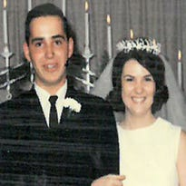 Anniversaries: Cheryl Dover & Vernon Dover