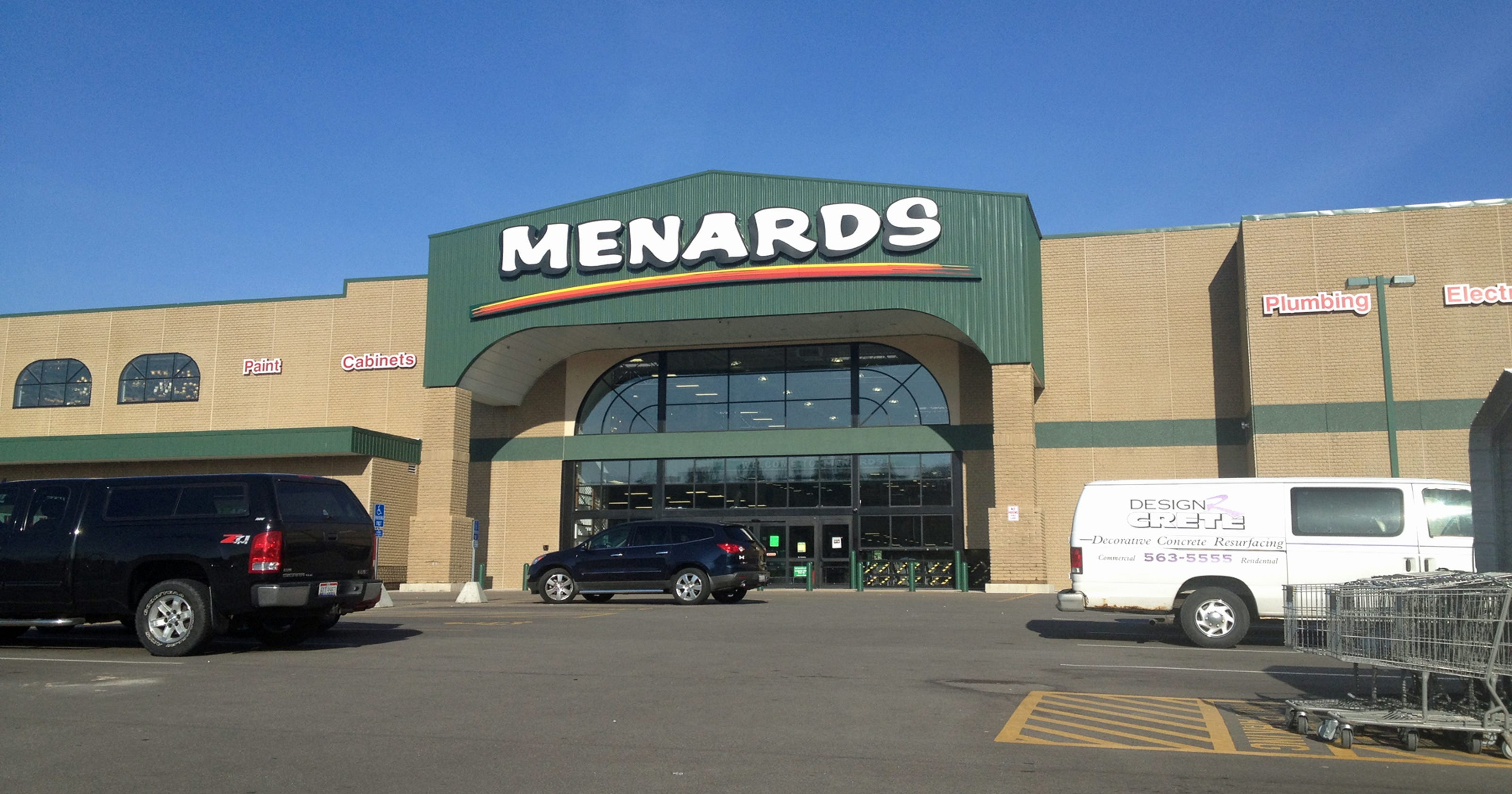 Residents battle proposed Deerfield Menards store