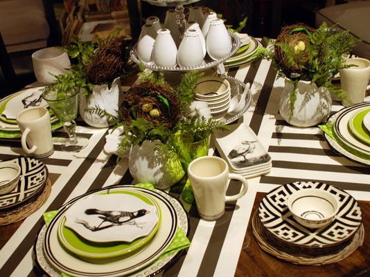 Style at Home: 7 tips for a stunning spring table