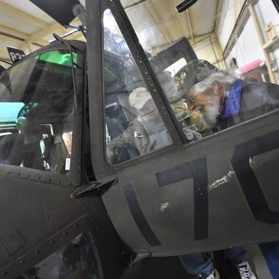 Central Pa. Vietnam vets restore a Huey chopper as a symbol of their service