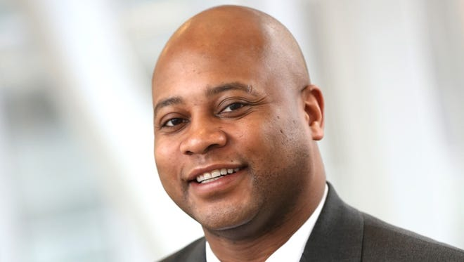 Adairius Gardner is the new director of government affairs at Indiana University Health.