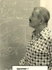 Florida State University chemistry professor Richard