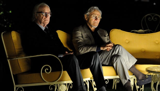 Michael Caine and Harvey Keitel star in 'Youth.'